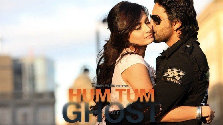 Hum Tum Aur Ghost movie scenes