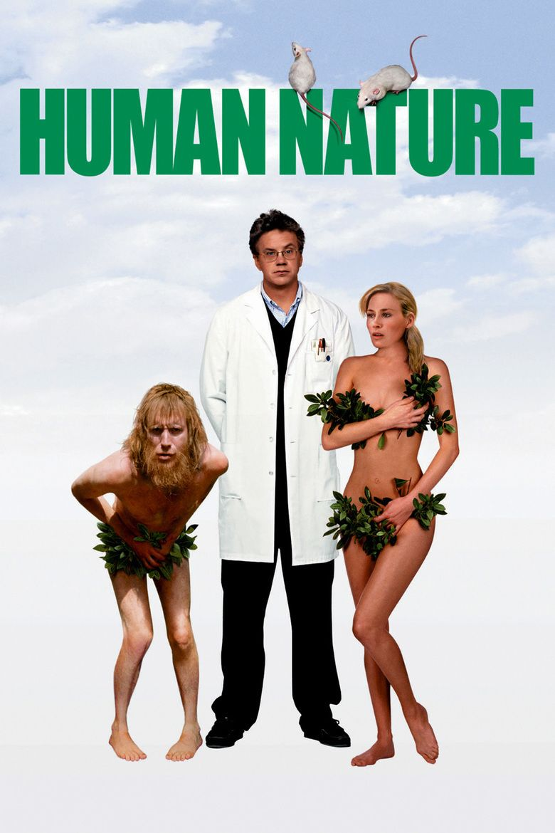 Human Nature (film) movie poster