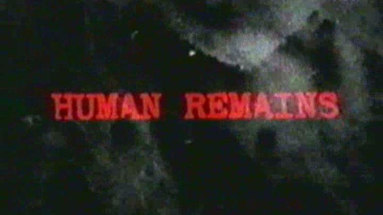 Human Remains (film) movie scenes