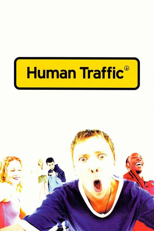 Human Traffic movie poster