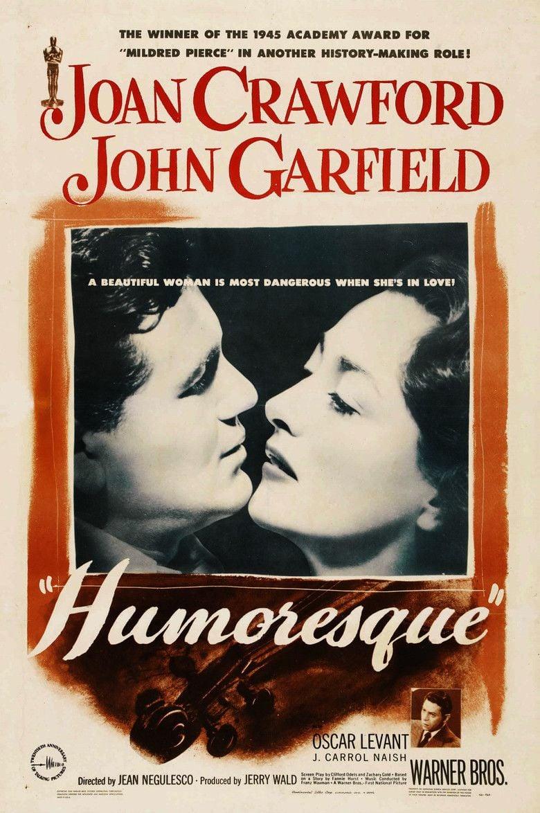 Humoresque (film) movie poster