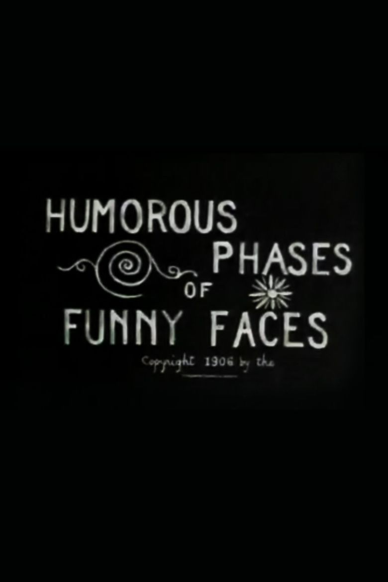 Humorous Phases of Funny Faces movie poster
