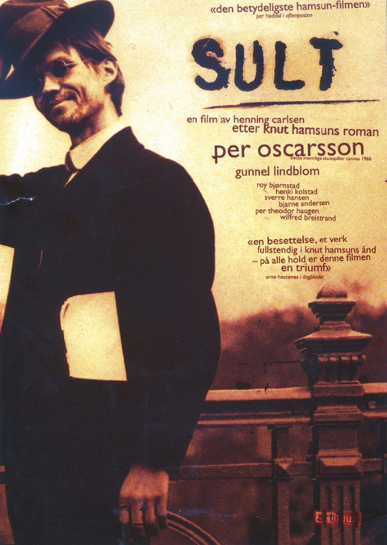 Hunger (1966 film) movie poster