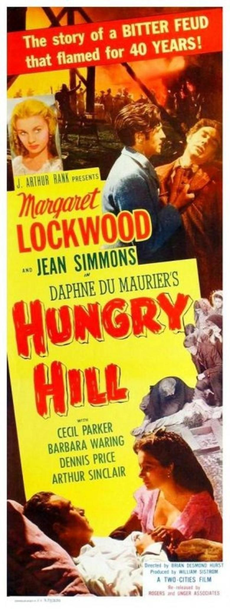 Hungry Hill (film) movie poster