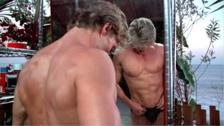 Hunk (film) movie scenes