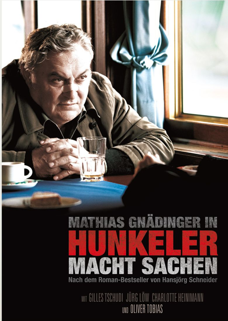 Hunkeler macht Sachen movie poster