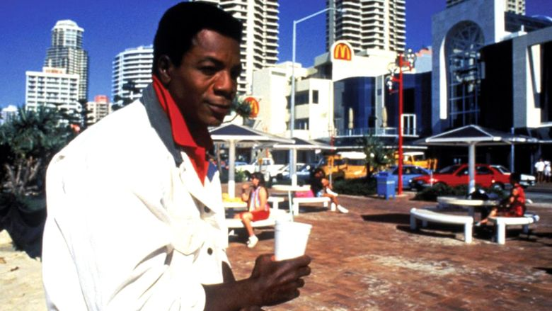 Hurricane Smith (1992 film) movie scenes