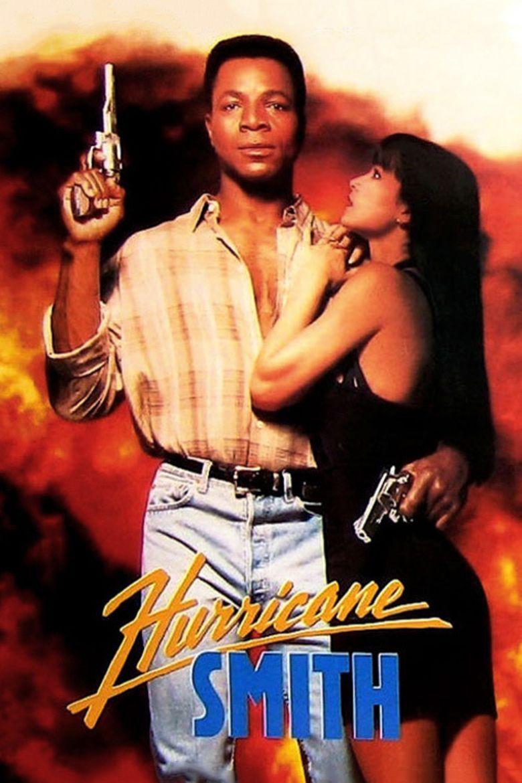 Hurricane Smith (1992 film) movie poster