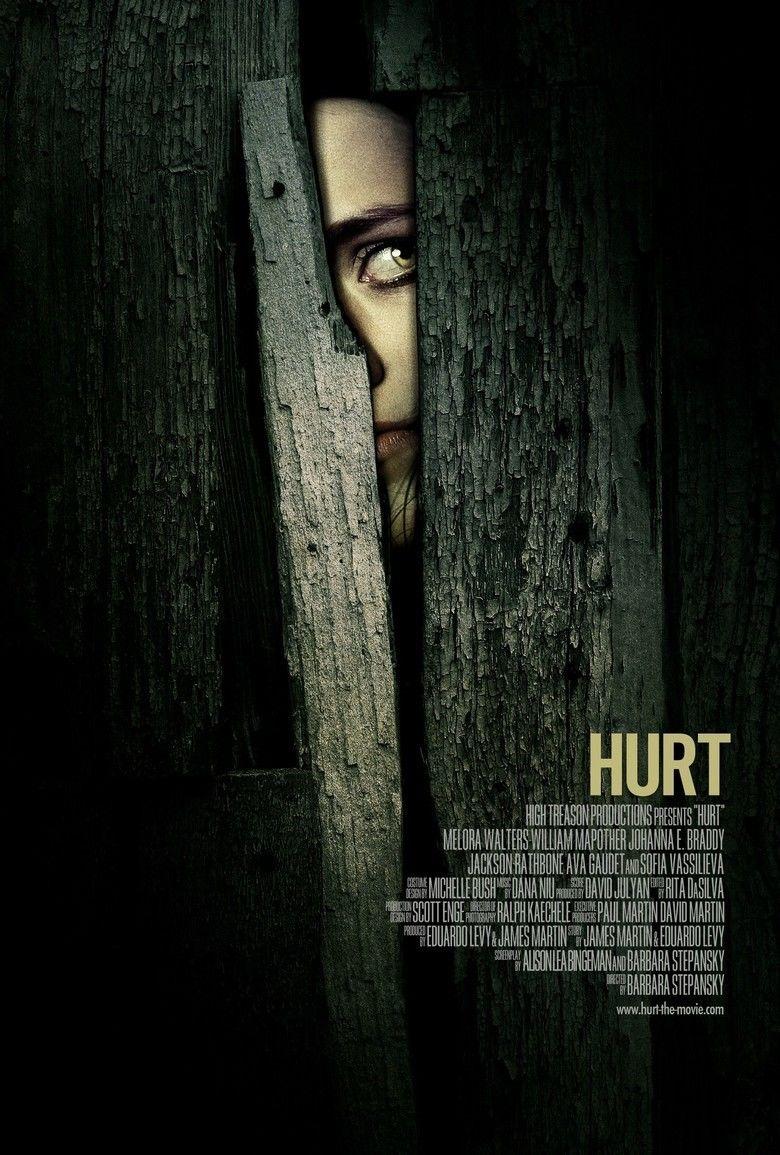 Hurt (2009 film) movie poster