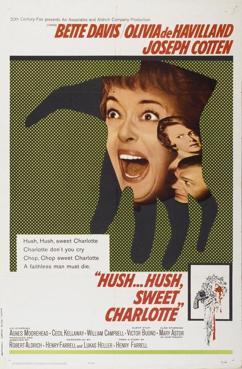 Hush Hush, Sweet Charlotte movie poster