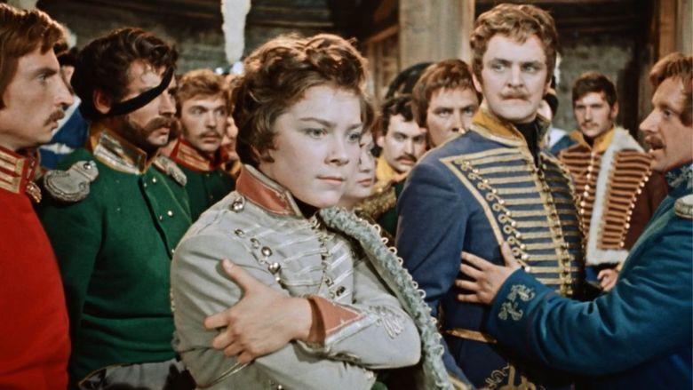Hussar Ballad movie scenes
