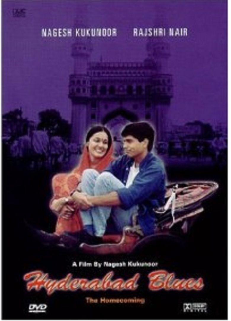Hyderabad Blues movie poster