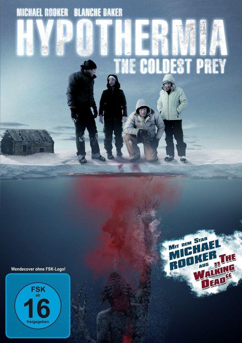 Hypothermia (film) movie poster