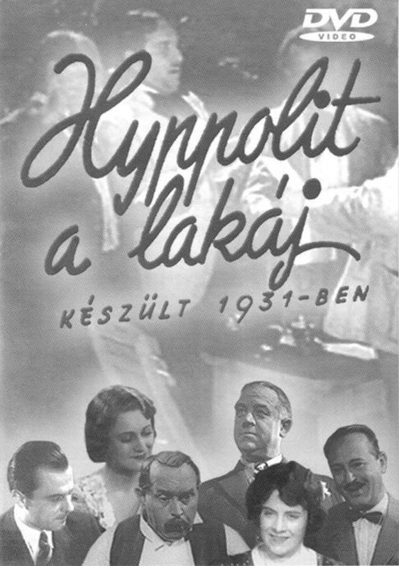 Hyppolit, the Butler movie poster