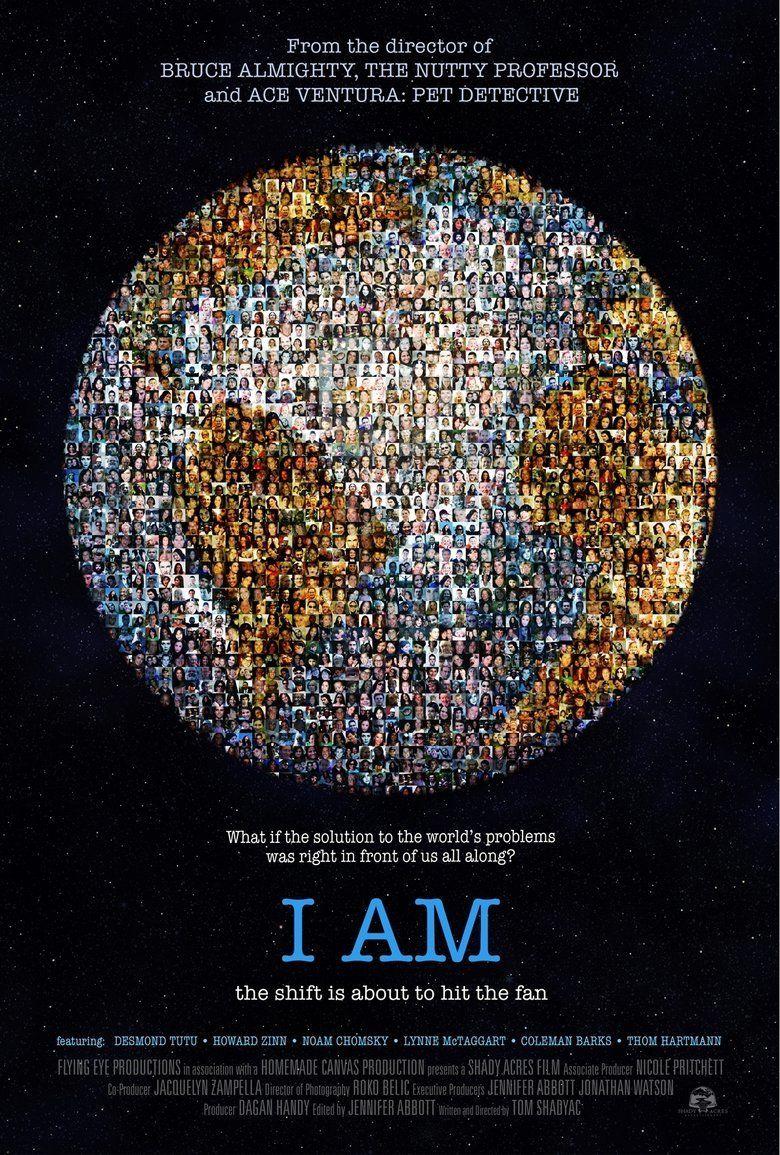 I Am (2010 American drama film) movie poster