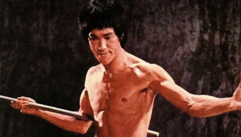 I Am Bruce Lee movie scenes