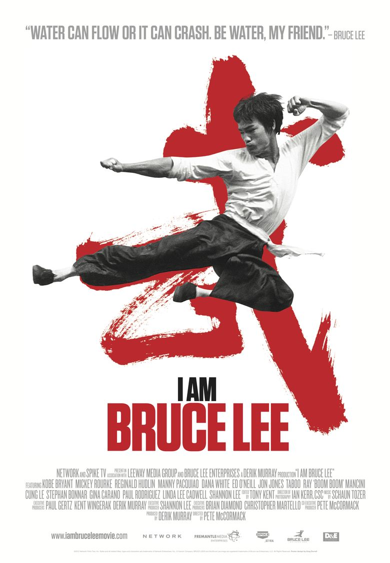 I Am Bruce Lee movie poster