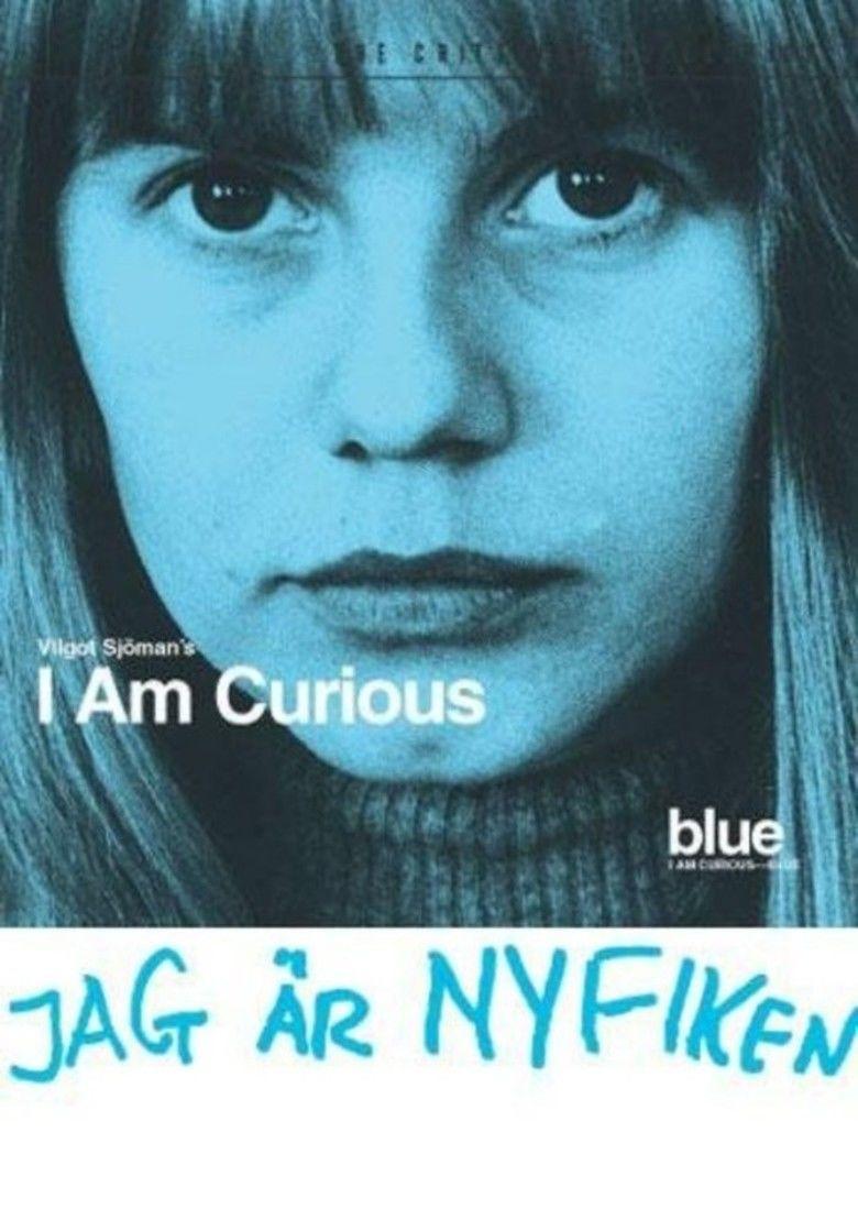 I Am Curious (Blue) movie poster