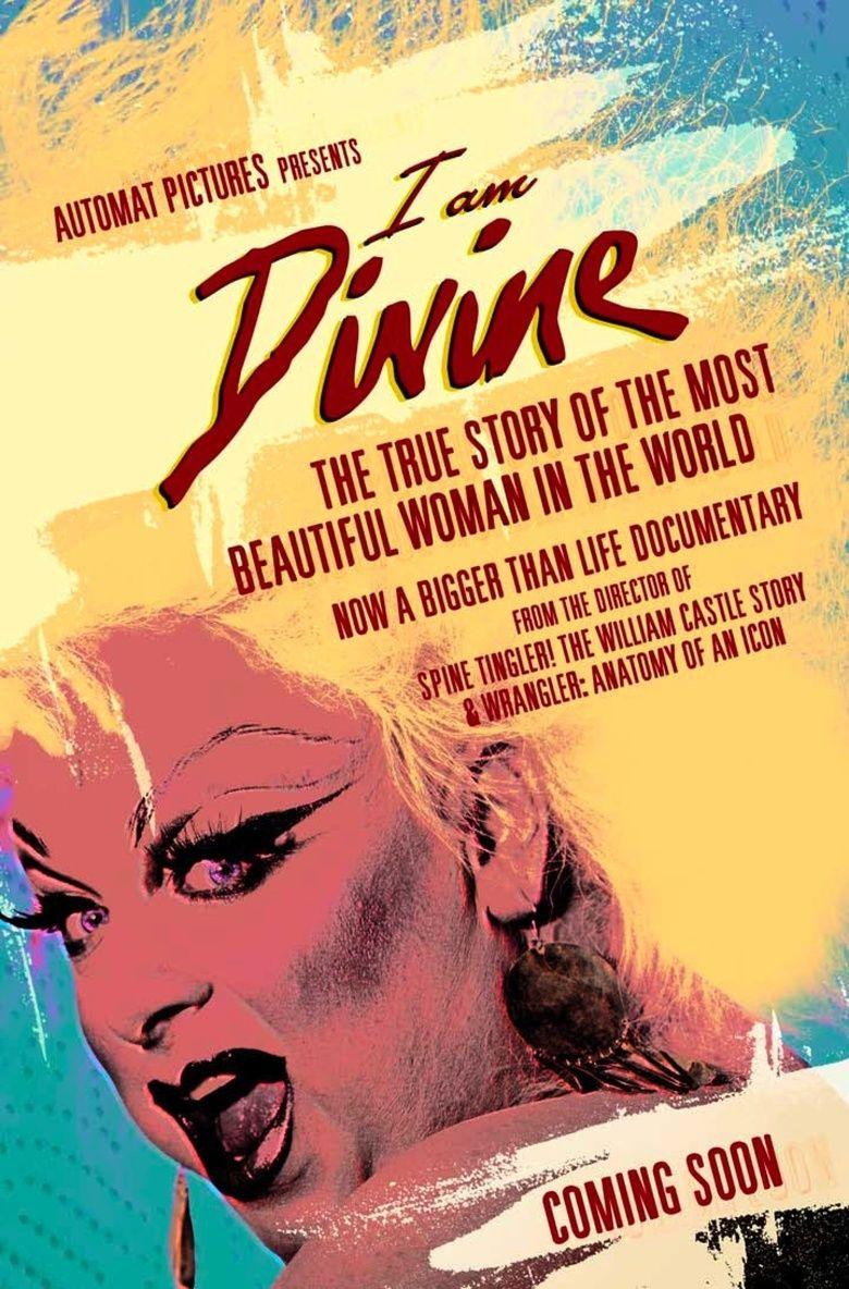 I Am Divine movie poster