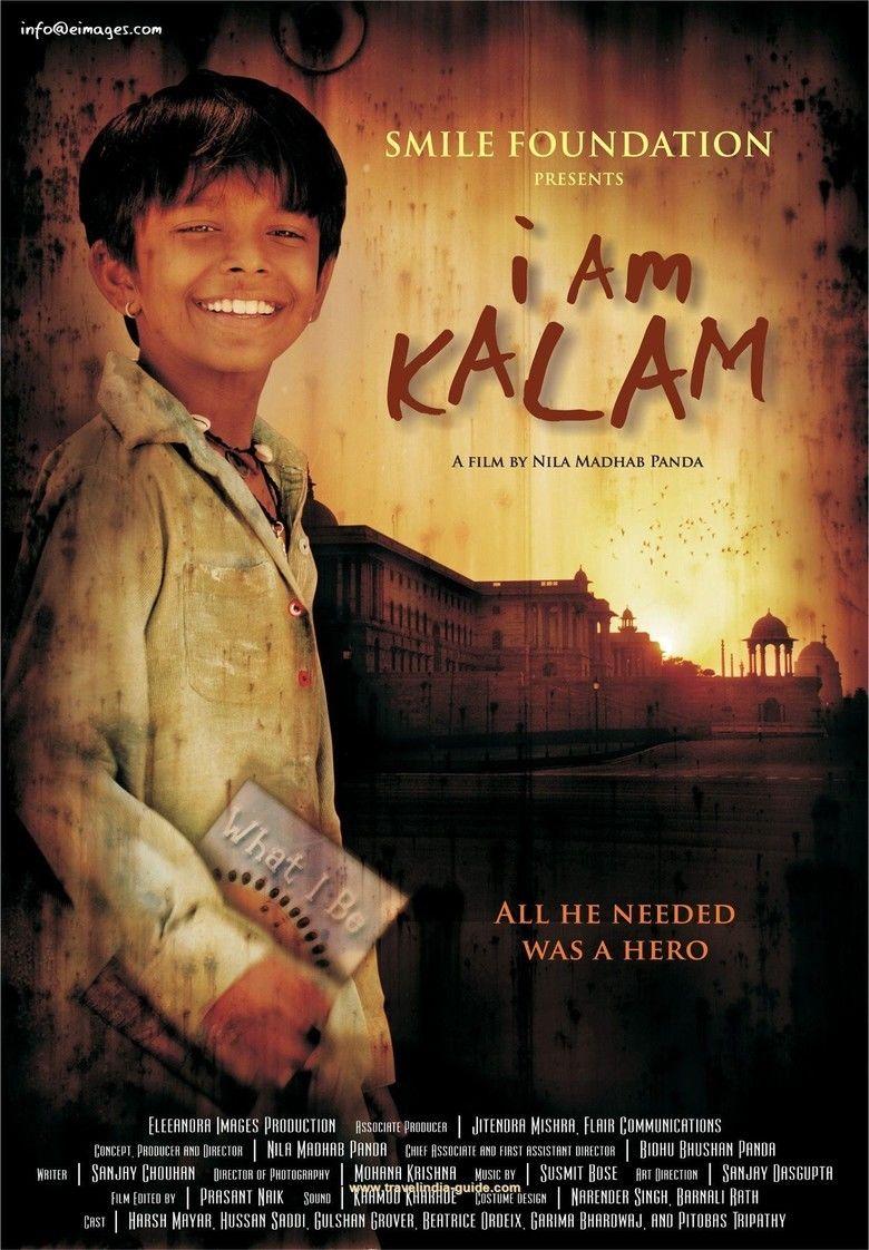 I Am Kalam movie poster