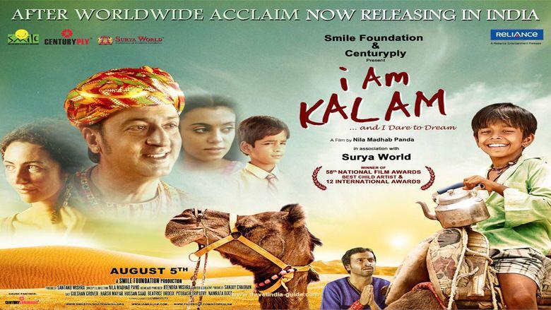I Am Kalam movie scenes