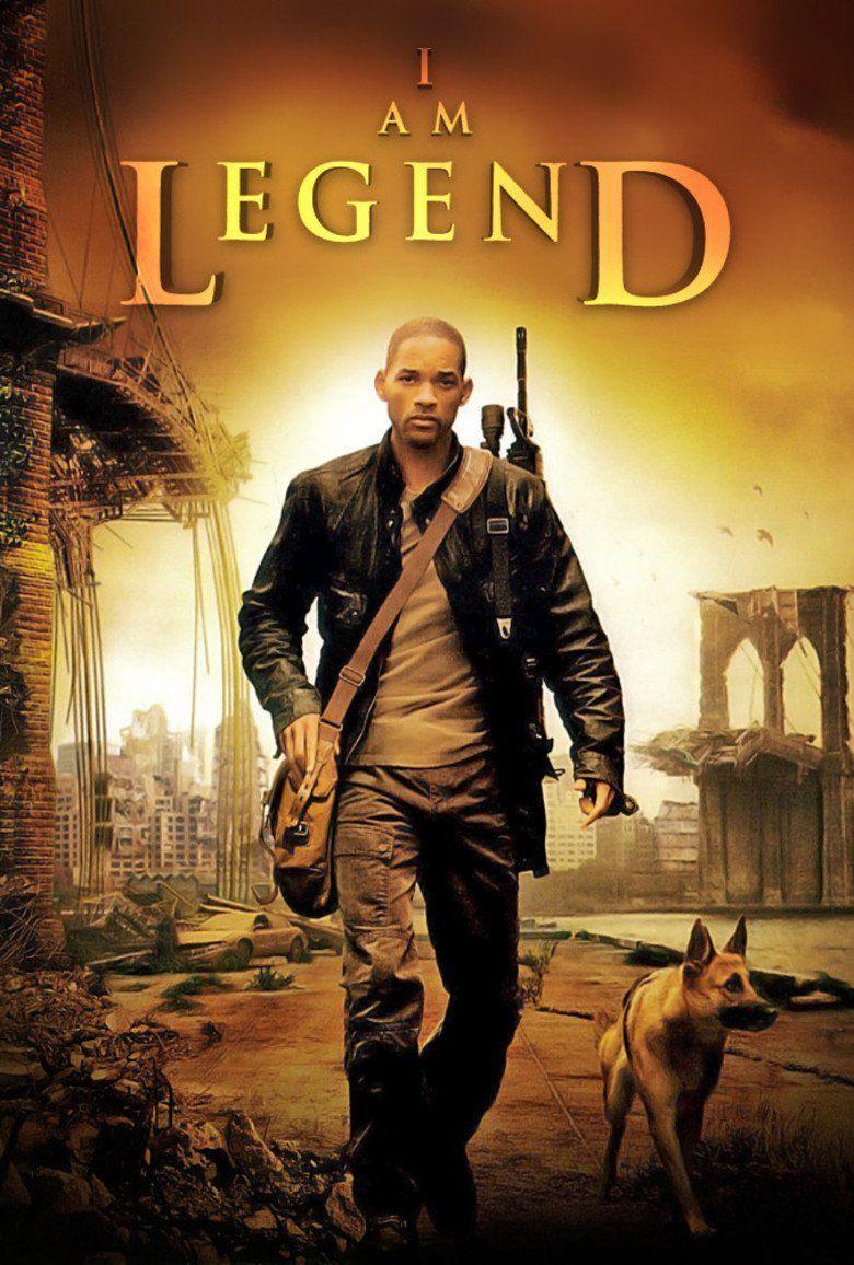 I Am Legend (film) movie poster