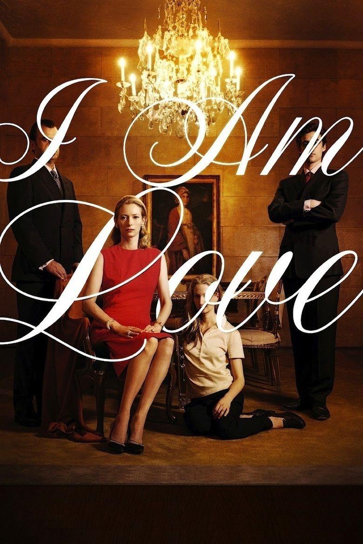 I Am Love (film) movie poster