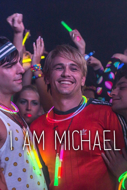 I Am Michael movie poster
