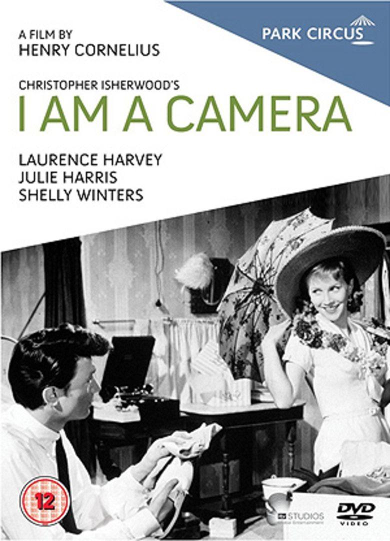 I Am a Camera (film) movie poster