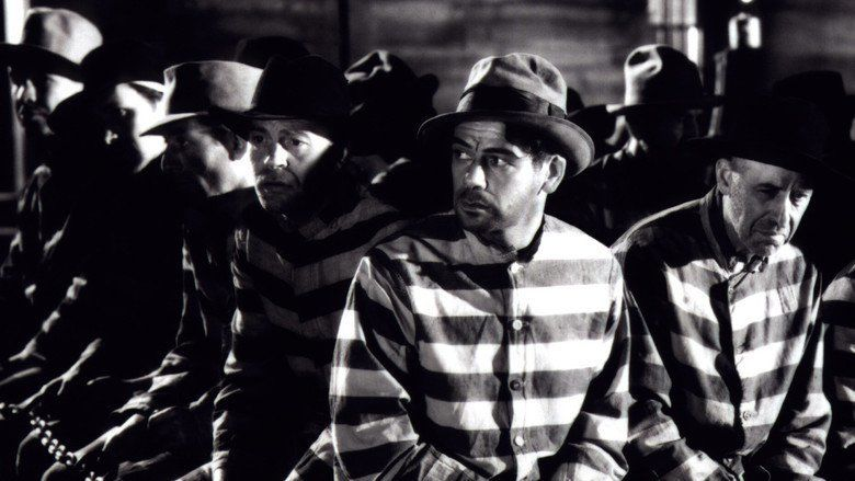 I Am a Fugitive from a Chain Gang movie scenes