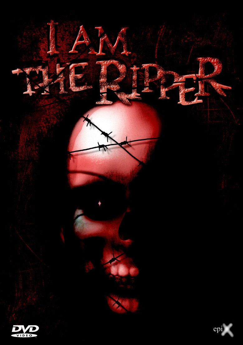 I Am the Ripper movie poster