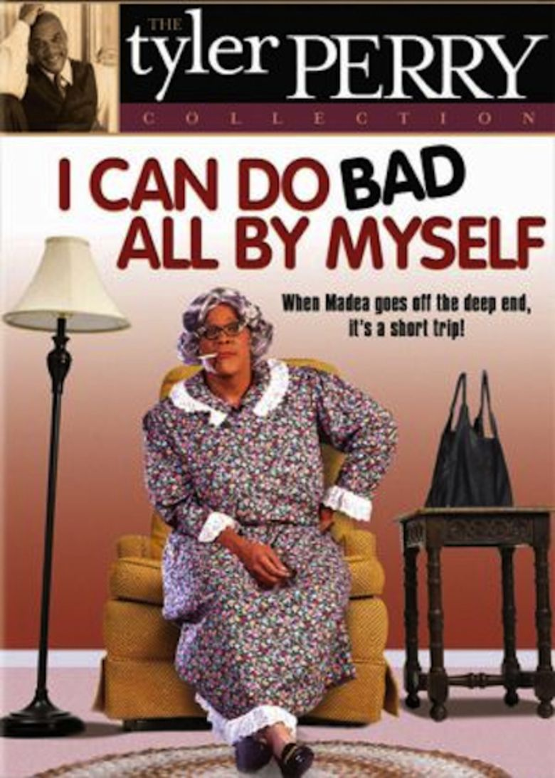 I Can Do Bad All by Myself (play) movie poster