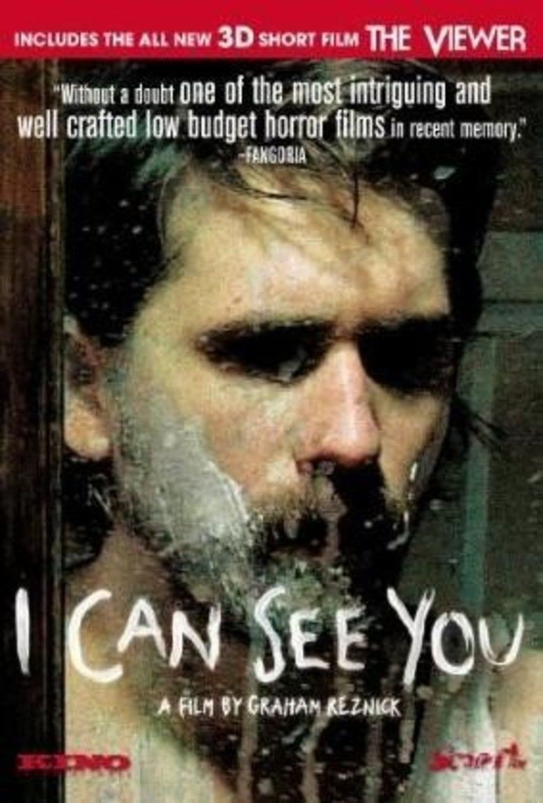 I Can See You (film) movie poster