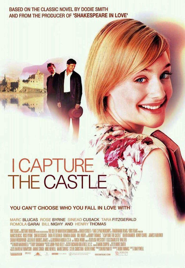 I Capture the Castle (film) movie poster