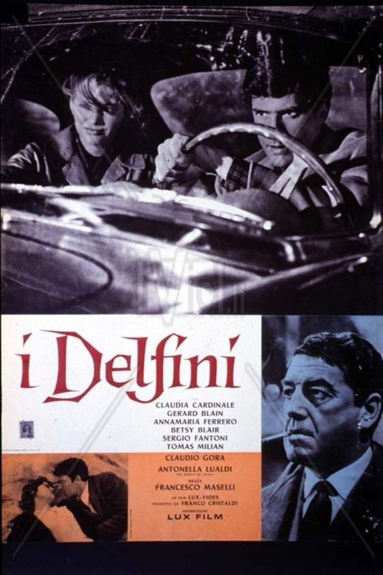 I Delfini movie poster