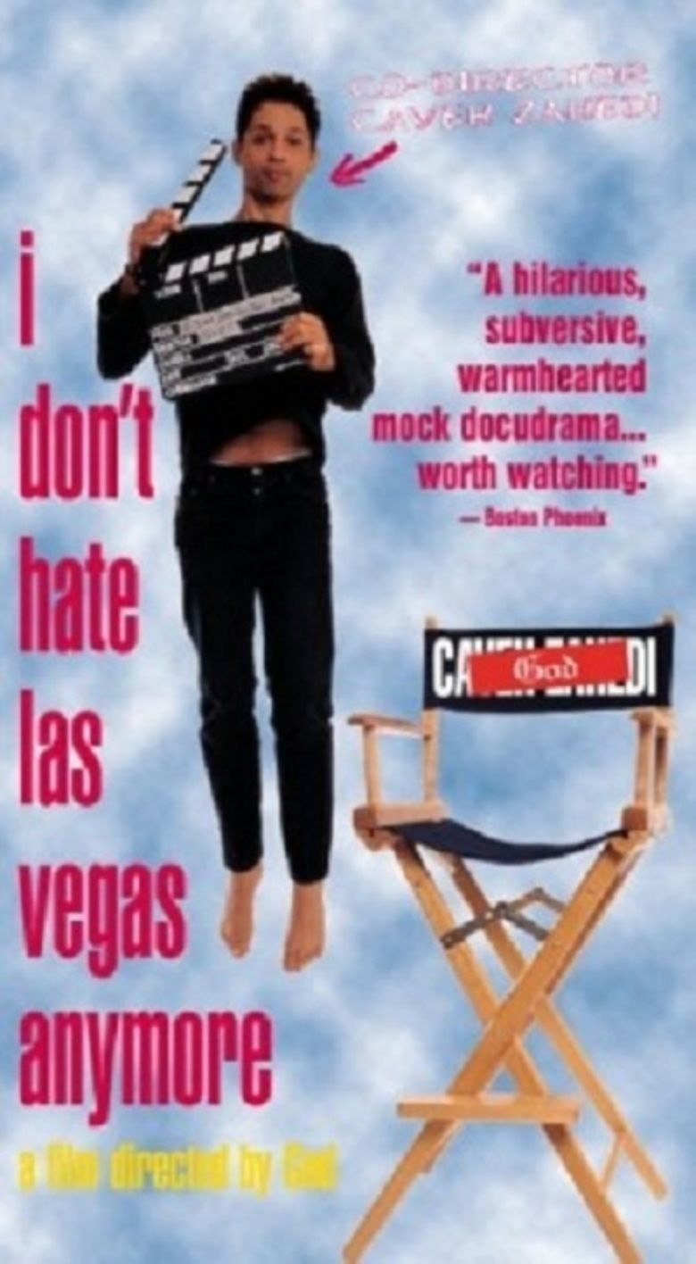 I Dont Hate Las Vegas Anymore movie poster
