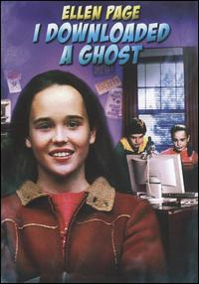 I Downloaded a Ghost movie poster