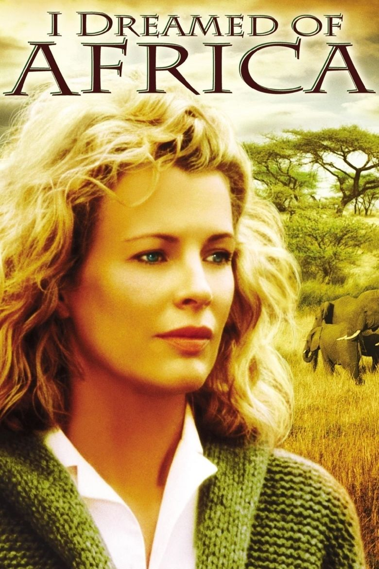 I Dreamed of Africa movie poster