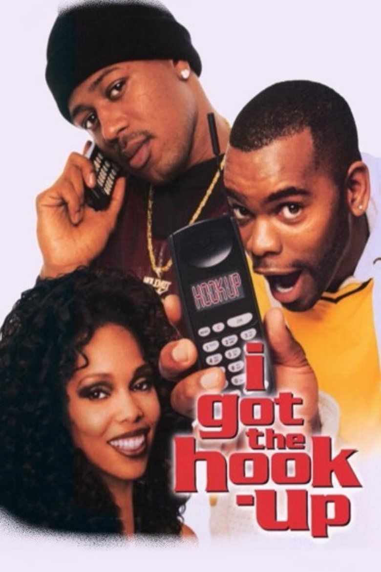 I Got the Hook Up movie poster