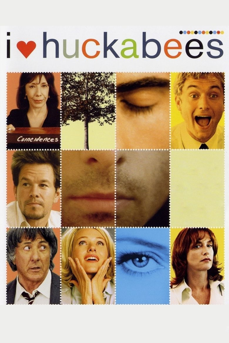 I Heart Huckabees movie poster