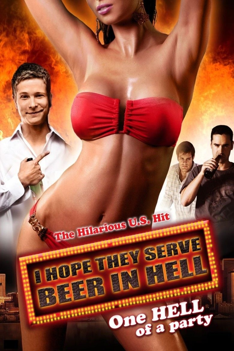 I Hope They Serve Beer in Hell (film) movie poster