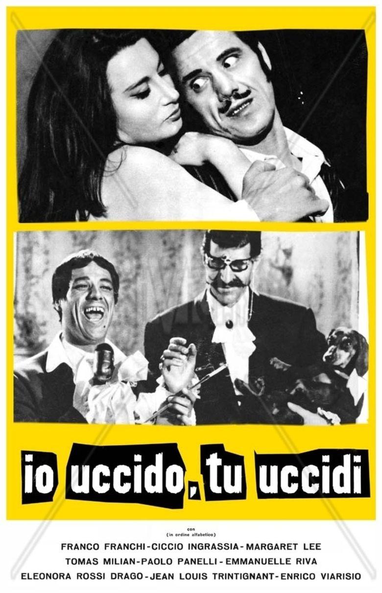 I Kill, You Kill movie poster