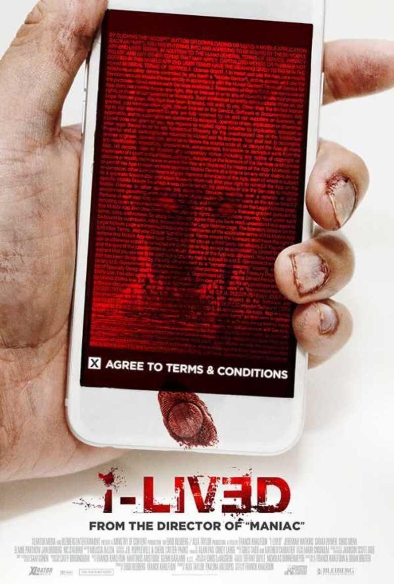 I Lived movie poster