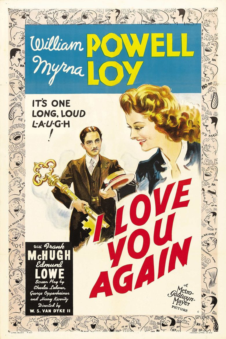 I Love You Again movie poster