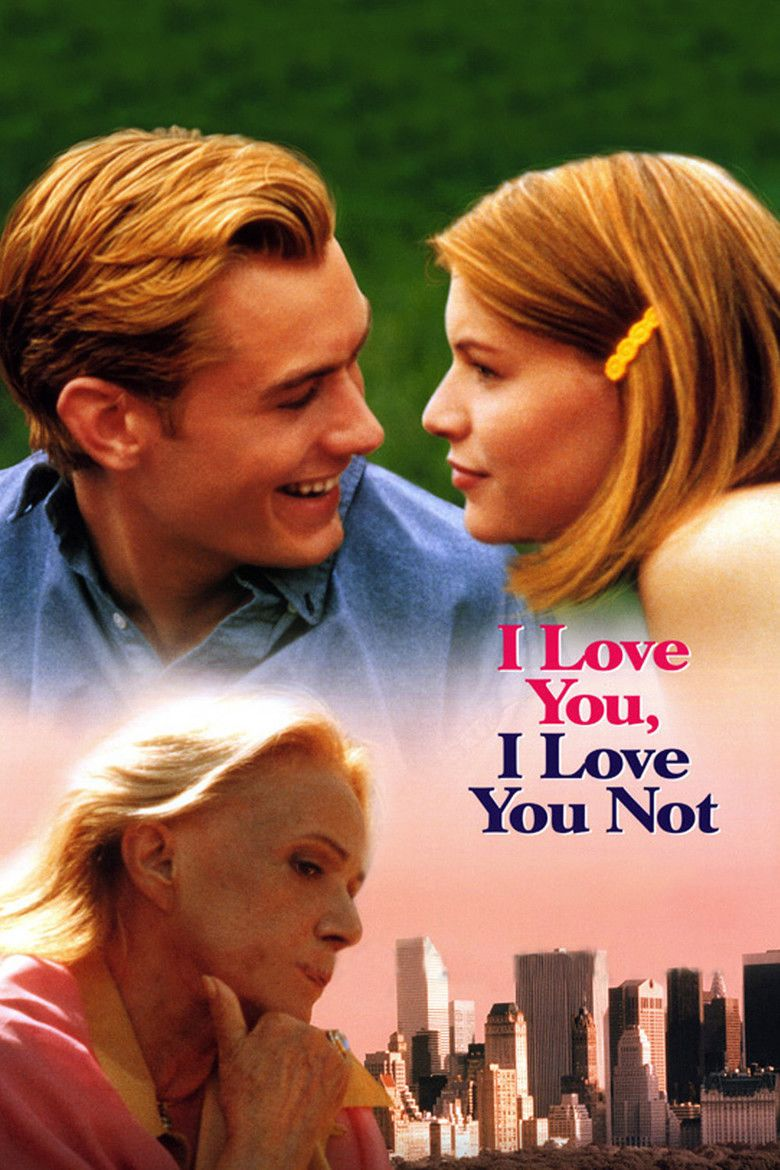 I Love You, I Love You Not movie poster