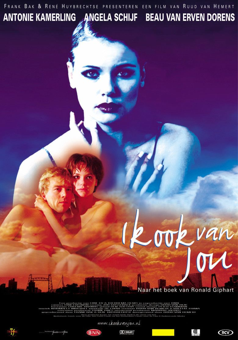 I Love You Too (2001 film) movie poster