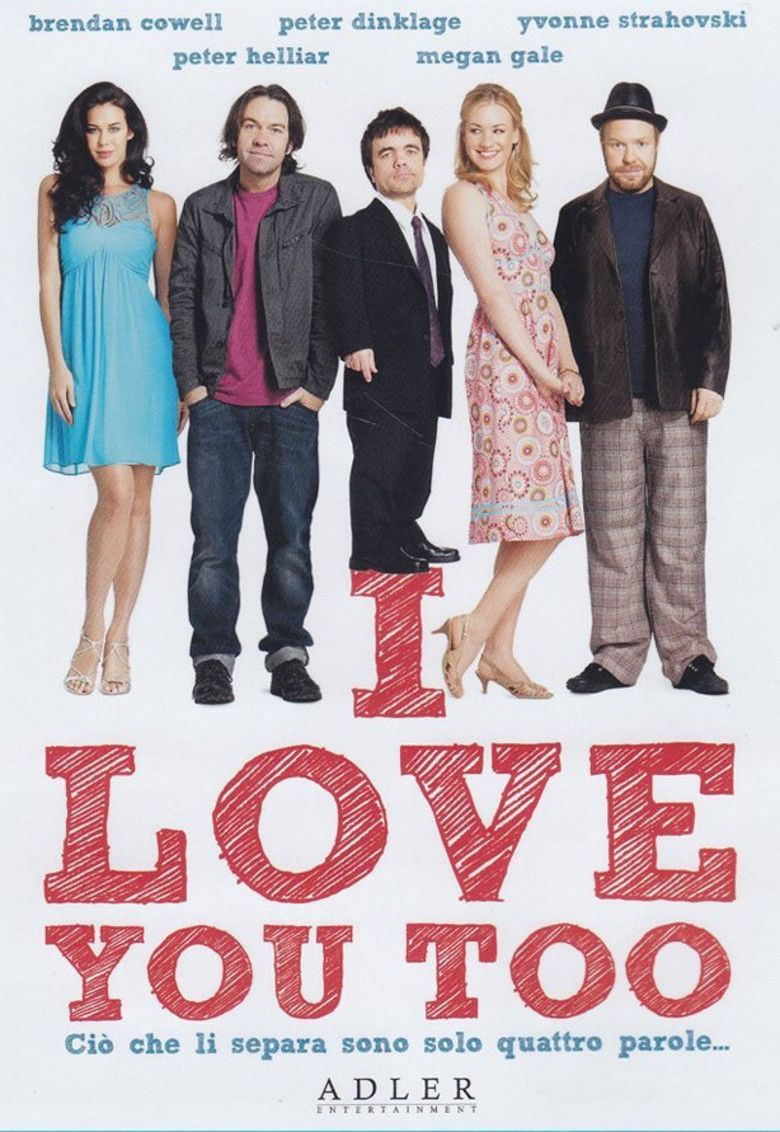 I Love You Too (2010 film) movie poster