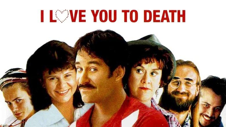 I Love You to Death movie scenes