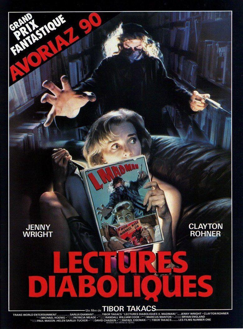 I, Madman movie poster