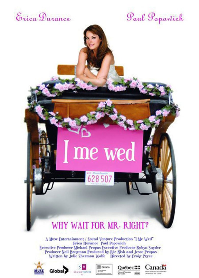 I Me Wed movie poster